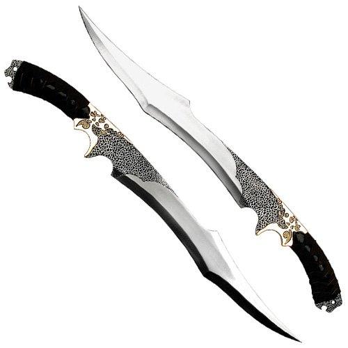 Elf Warrior Fantasy Sword Set