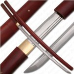 Handmade-Japanese-Shirasaya-Samurai-Katana-Sword-Sharp-0