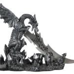 Wicked-Fire-Dragon-Fantasy-Knife-Holder-Dagger-0