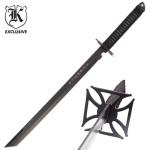 Full-Tang-Chopper-Katana-Ninja-Sword-and-Sheath-0