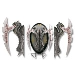 BladesUSA-HK-26072-Fantasy-Dragon-Display-Knife-105-Inch-Overall-0
